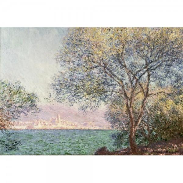 Poranek w Antibes, Monet - Sklep Art Puzzle