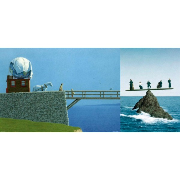 Zestaw Buccholz ( 2 x 1000el.) - Sklep Art Puzzle