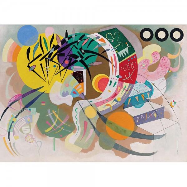 Dominant Curve, Kandinsky( 2000el.) - Sklep Art Puzzle