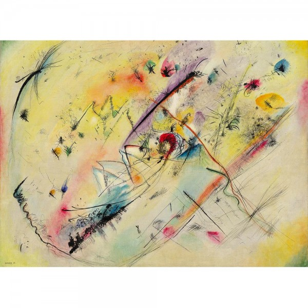 Jasny obraz, Kandinsky (2000el.) - Sklep Art Puzzle