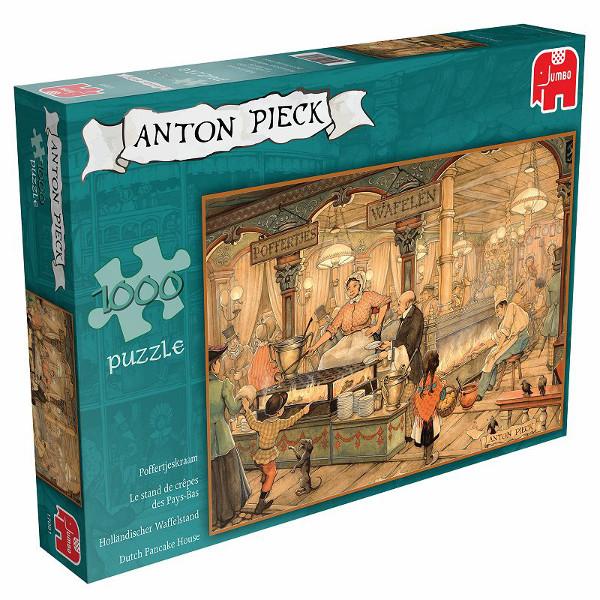 Naleśnikarnia, Antony Pieck - Sklep Art Puzzle
