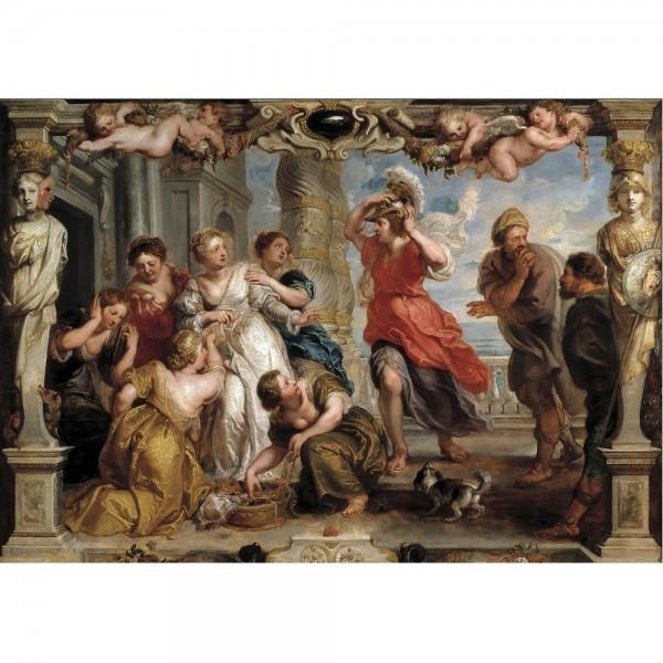 Achilles i Odyseusz, Rubens - Sklep Art Puzzle