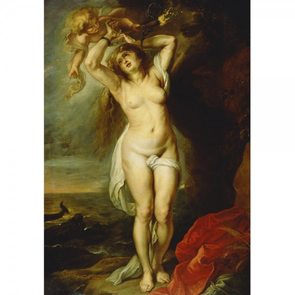 Andromeda, Rubens - Sklep Art Puzzle