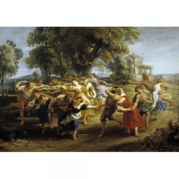 Postacie mitologiczne, Rubens - Sklep Art Puzzle