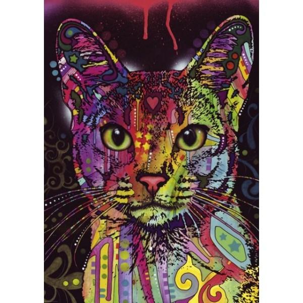 Abisyński kot, Russo Dean - Sklep Art Puzzle