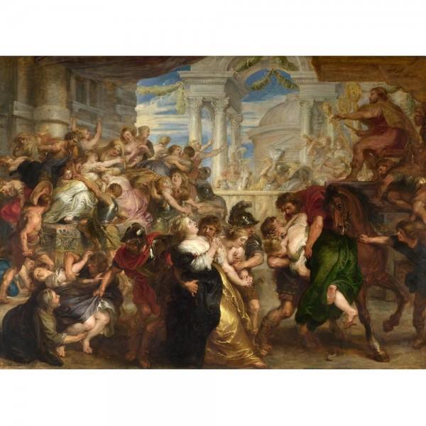 Porwanie Sabinek, Rubens (2000el.) - Sklep Art Puzzle