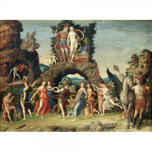 La Parnesse, Mantegna (2000el.) - Sklep Art Puzzle