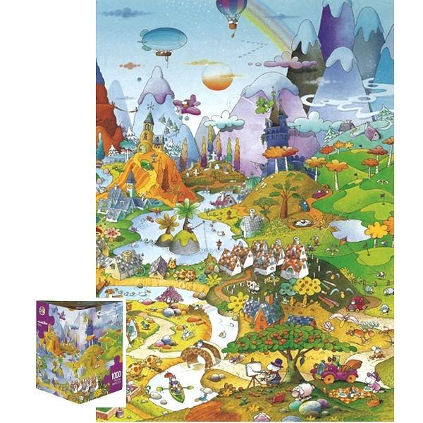 Idylla  - Sklep Art Puzzle