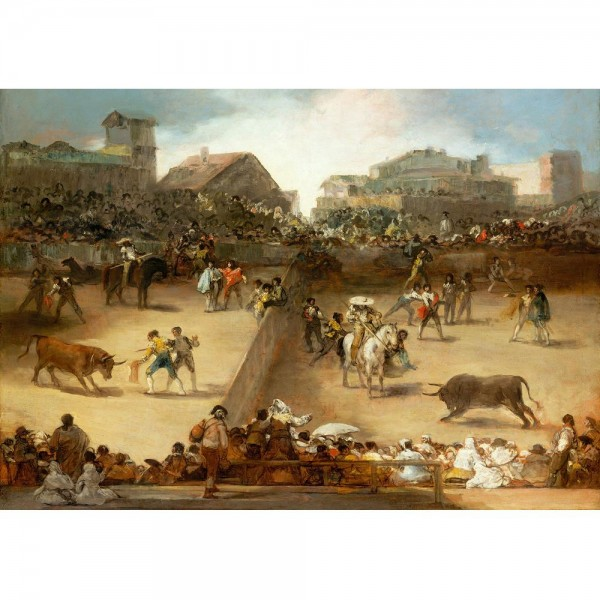 Korrida, Goya - Sklep Art Puzzle