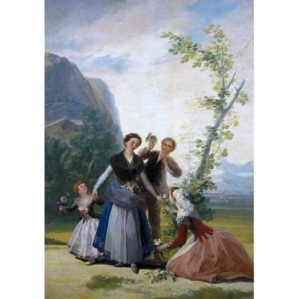 Wiosna, Goya - Sklep Art Puzzle