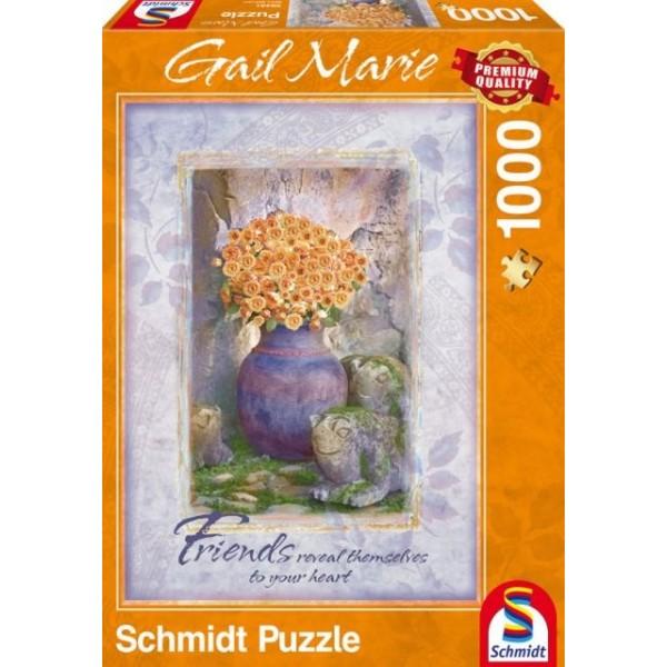 Przyjaciele, Gail - Sklep Art Puzzle