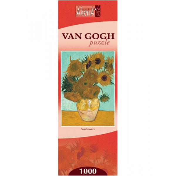Słoneczniki , Van Gogh - Sklep Art Puzzle