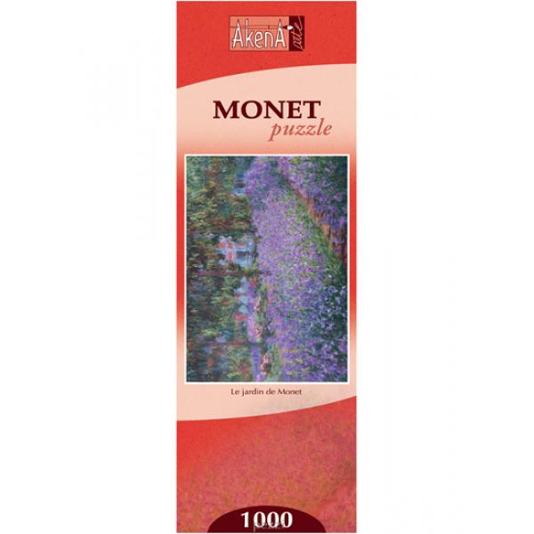 Ogród, Monet - Sklep Art Puzzle