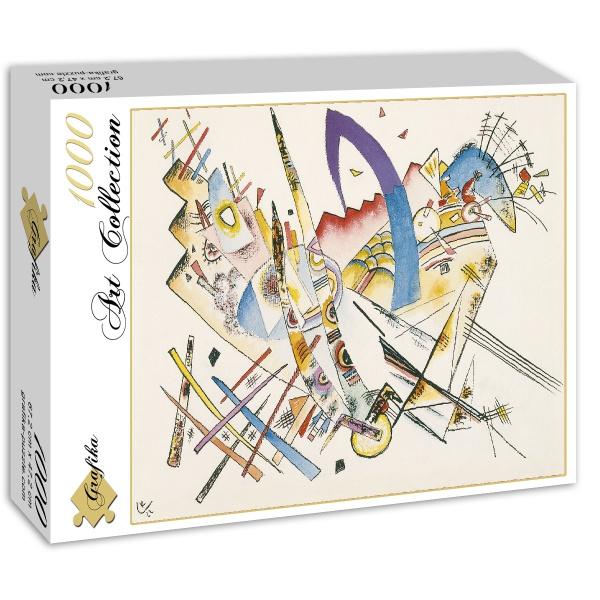 Nieuprawny, Wassily Kandinsky (1922) - Sklep Art Puzzle