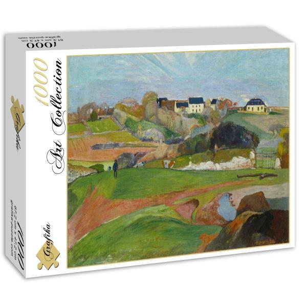 Pouldu, Paul Gauguin (1890) - Sklep Art Puzzle