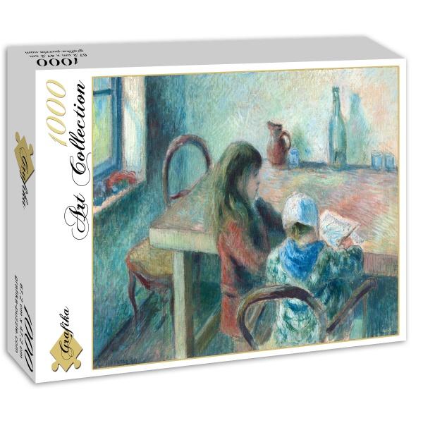 Dziecko, Camille Pissarro (1880) - Sklep Art Puzzle