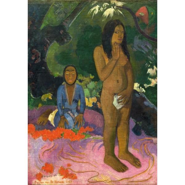 Parau na te Varua ino, Paul Gauguin (1892) - Sklep Art Puzzle