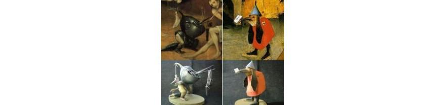 Hieronim Bosch - Sklep Art Puzzle