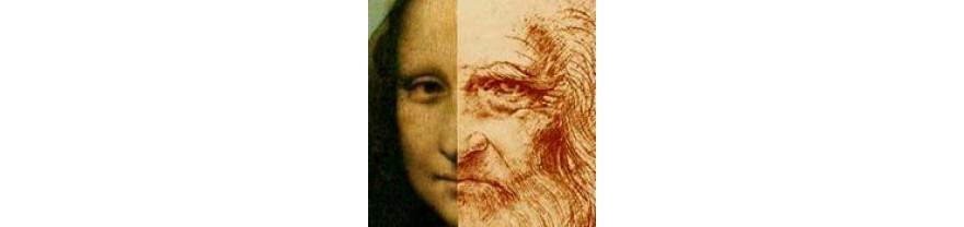 Leonardo Da Vinci - Sklep Art Puzzle