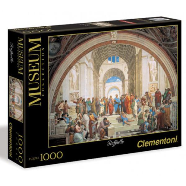 Szkoła Ateńska, Rafaello (1000el.) - Sklep Art Puzzle
