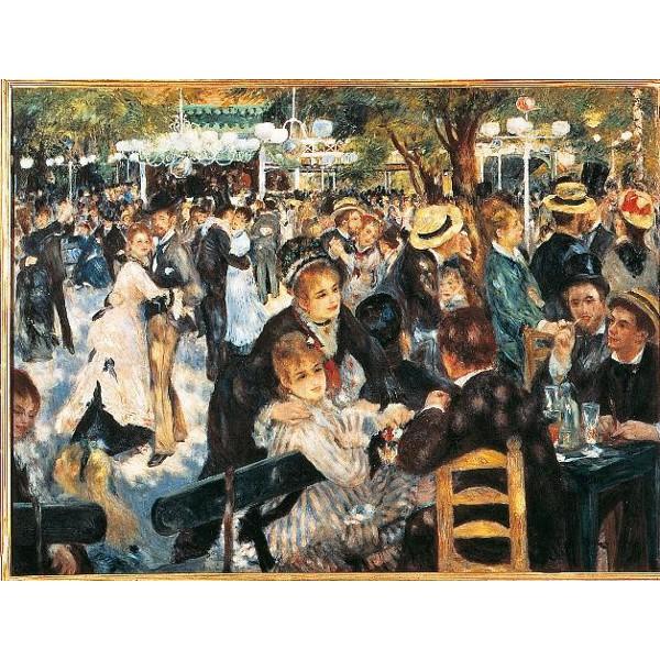 Bal w Moulin, Renoir - Sklep Art Puzzle