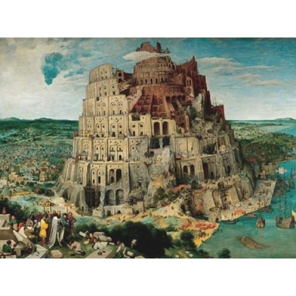 Wieża Babel - Sklep Art Puzzle