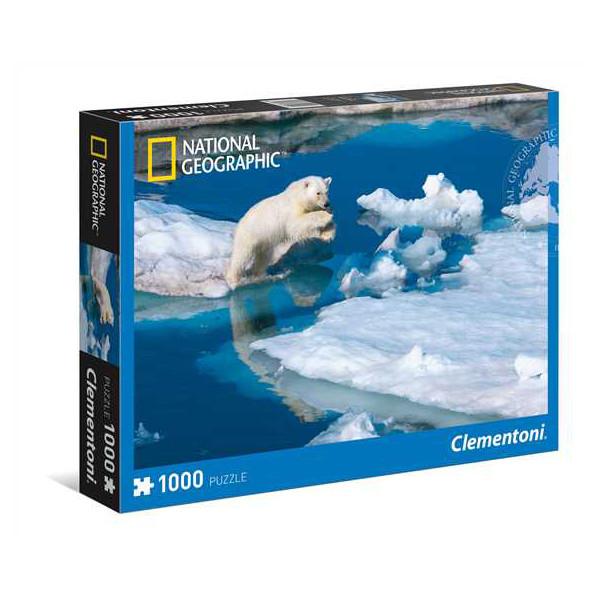 National Geographic, Niedźwiedź polarny - Sklep Art Puzzle