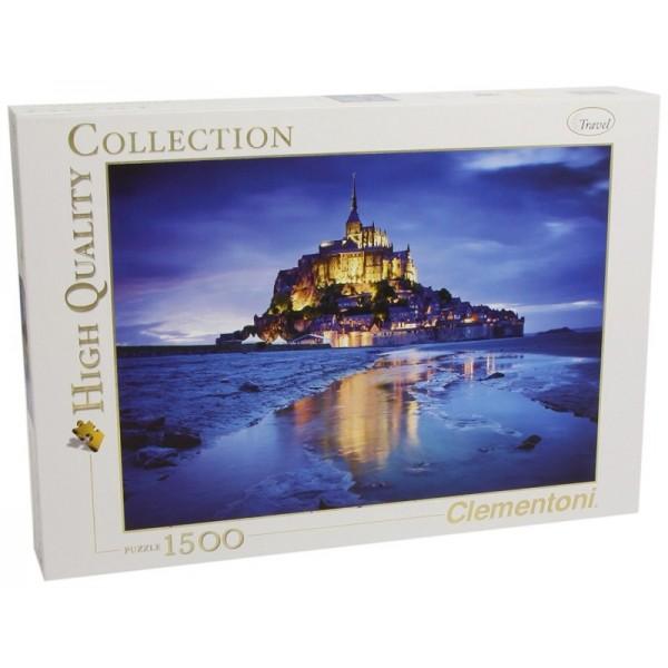Francja, Wzgórze Świętego Michała (1500el.) - Sklep Art Puzzle