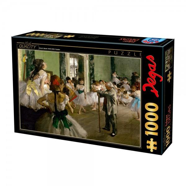 Szkoła tańca, Degas - Sklep Art Puzzle