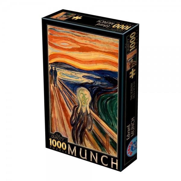 Krzyk, Munch - Sklep Art Puzzle