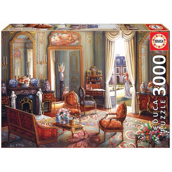 Chwila samotności (3000el.) - Sklep Art Puzzle