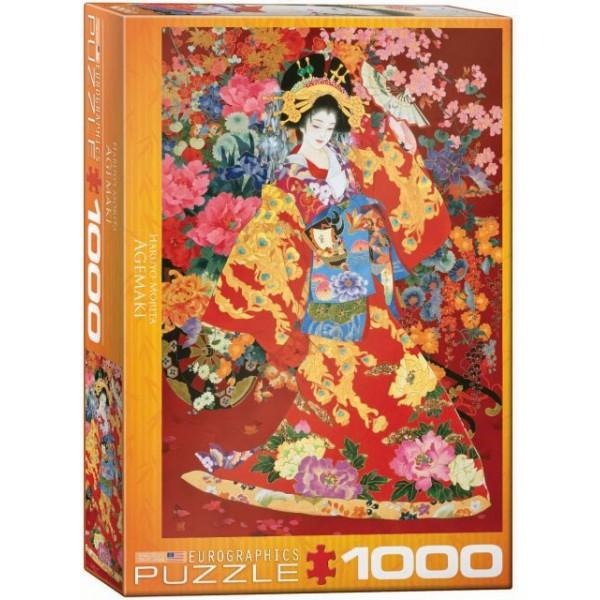 Agemaki, Haruyo Morita (1000el.) - Sklep Art Puzzle