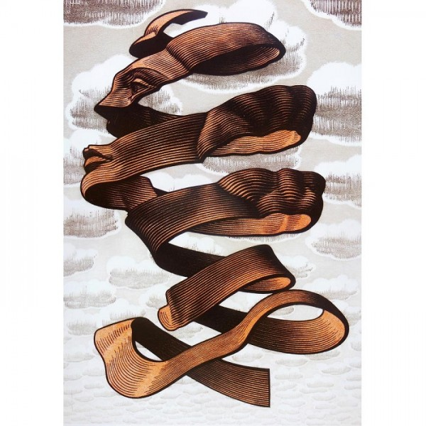 M.C.Escher-14 - Sklep Art Puzzle