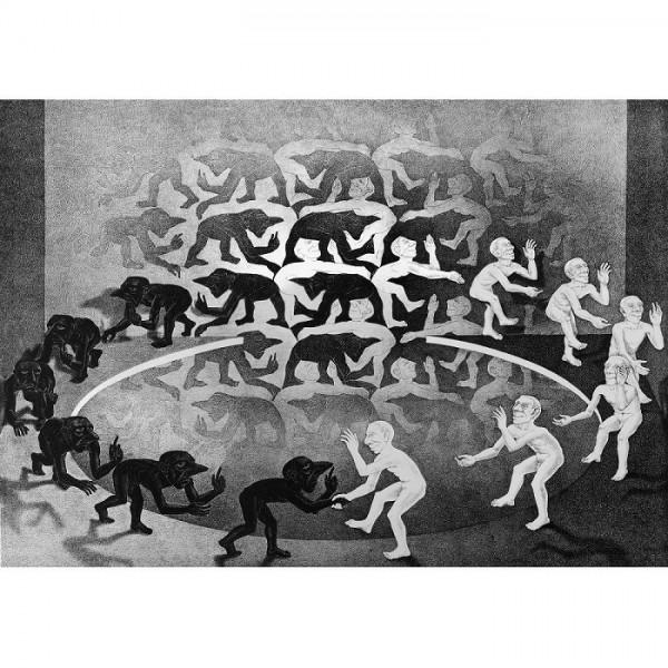 M.C.Escher, Spotkanie - Sklep Art Puzzle