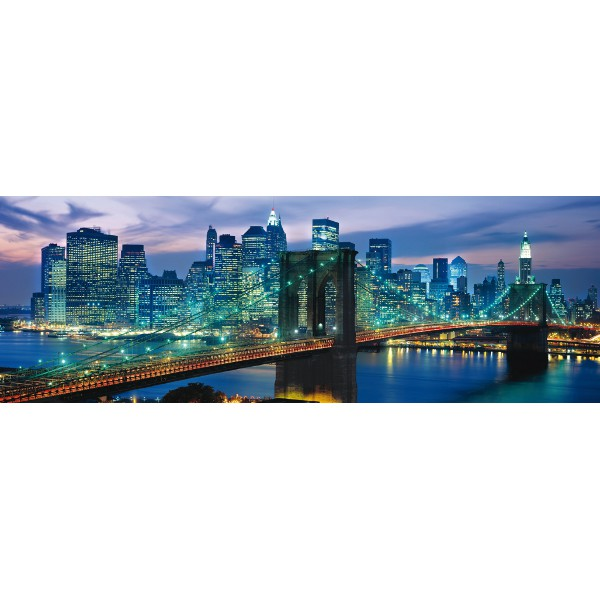 New York-Brooklyn Bridge - Sklep Art Puzzle
