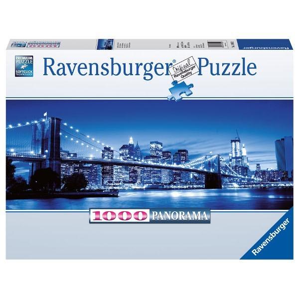Nowy York nocą - Sklep Art Puzzle
