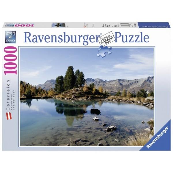 Austria, Lato w górach - Sklep Art Puzzle