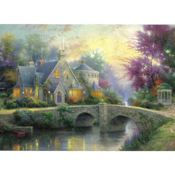 Posiadłość - Sklep Art Puzzle