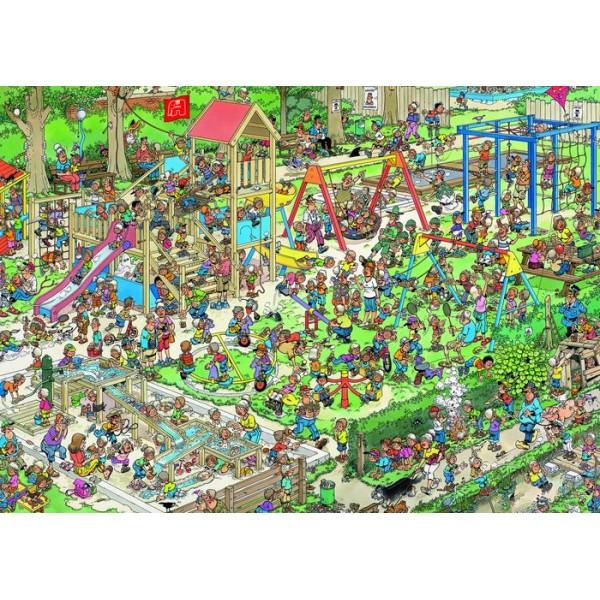 Szalone dzieciaki - Sklep Art Puzzle