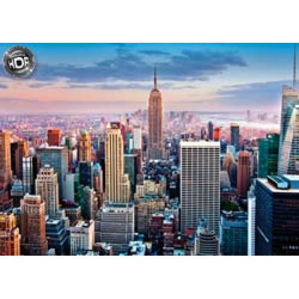Nowy York, Manhattan (PUZZLE + KLEJ) - Sklep Art Puzzle