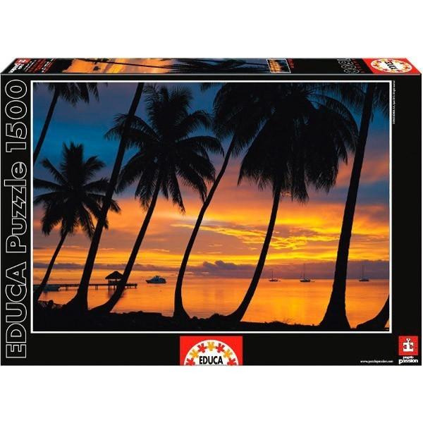 Bora Bora (PUZZLE + KLEJ) - Sklep Art Puzzle