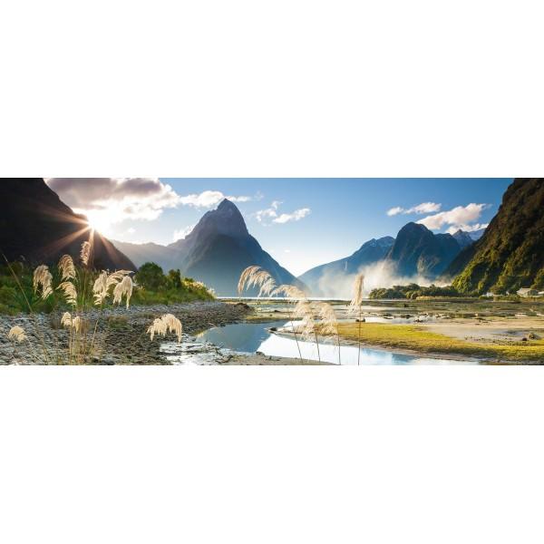 Nowa Zelandia, Park Narodowy Fiordland, Humbolt - Sklep Art Puzzle