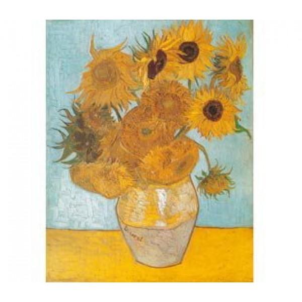 Słoneczniki - Sklep Art Puzzle
