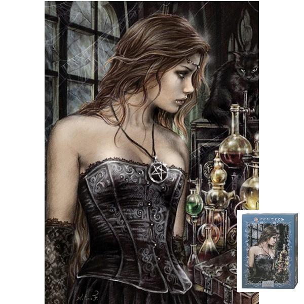 Trucicielka, Frances Victoria - Sklep Art Puzzle