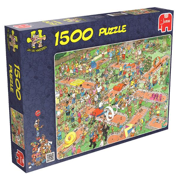 Turniej golfowy - Sklep Art Puzzle