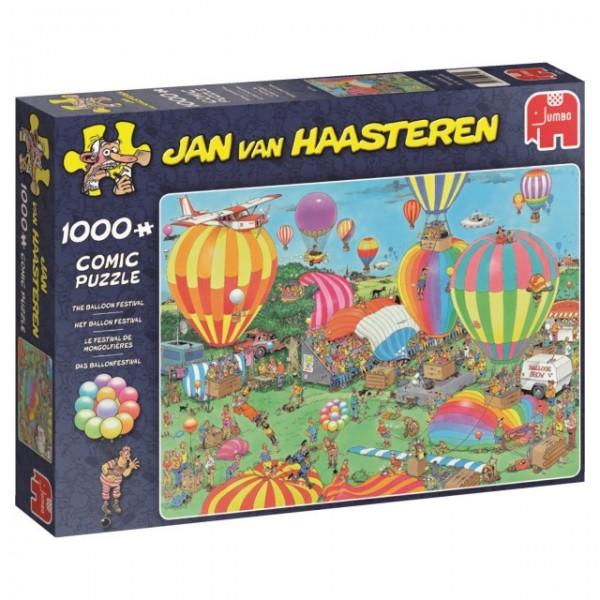 Festiwal balonów - Sklep Art Puzzle