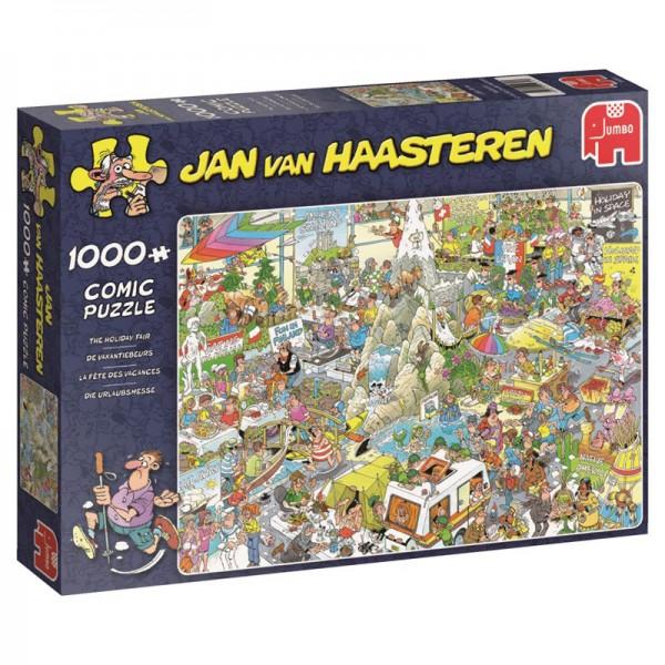 Na targach turystycznych, JVH - Sklep Art Puzzle