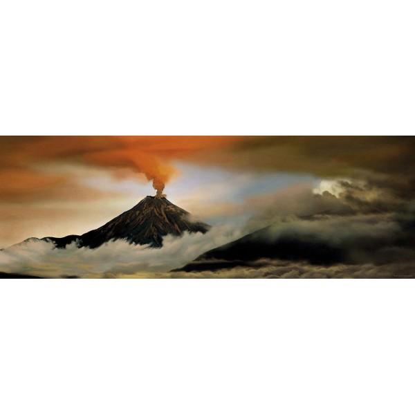 Wulkan, Alexander von Humboldt - Sklep Art Puzzle